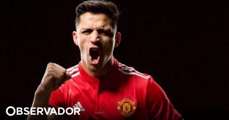 Depois de muito se falar sobre o futuro do avançado chileno, é oficial: Alexis Sánchez é o novo jogador do Manchester United. Vai usar a camisola 7, que já foi de Cristiano Ronaldo. http://observador.pt/2018/01/22/e-oficial-alexis-sanchez-e-reforco-do-manchester-united-o-chileno-herda-o-numero-7-que-ja-foi-de-ronaldo/