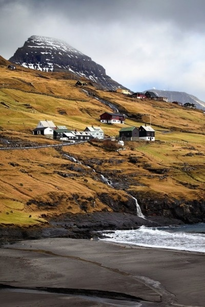 Really obsessed with the Faroe Islands