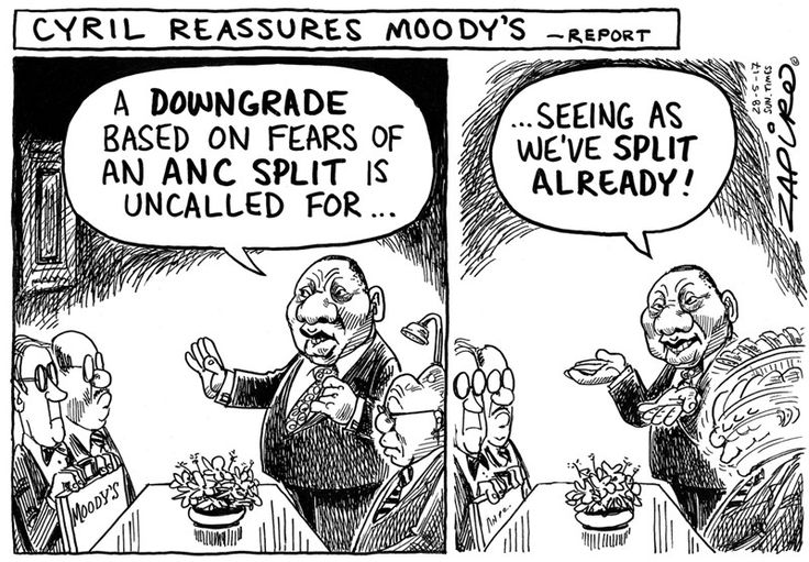 Cyril reassures Moody's