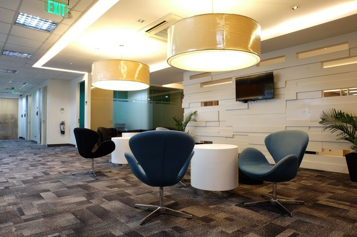Our cozy lounge seating for great business meetings.   Serviced office - Staff leasing - Office space - Philippines.