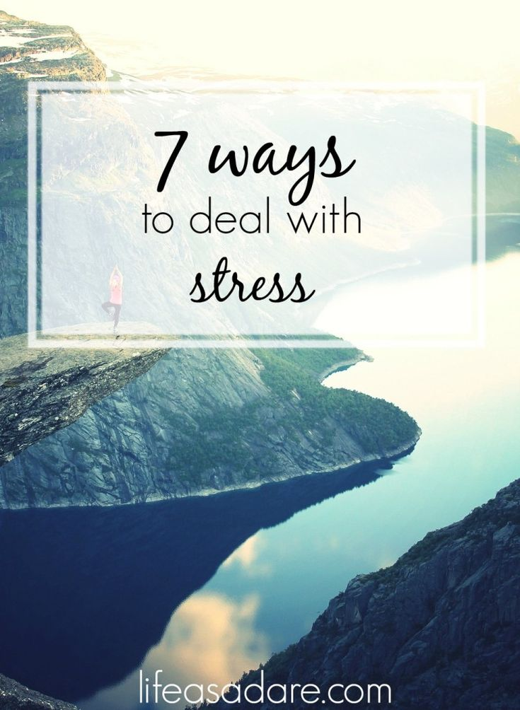 What do you do when life gets stressful? Here are seven tips that I have on how to relax. Read the rest at lifeasadare.com