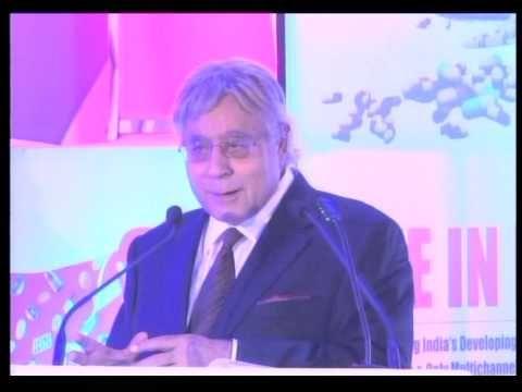 Mr. Ajit Singh, Chairman – ACG Worldwide addressing at 7th Annual Pharma...