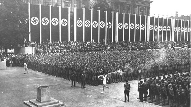 1936 Olympic Games in Berlin | Nazi Germany&World War II ...