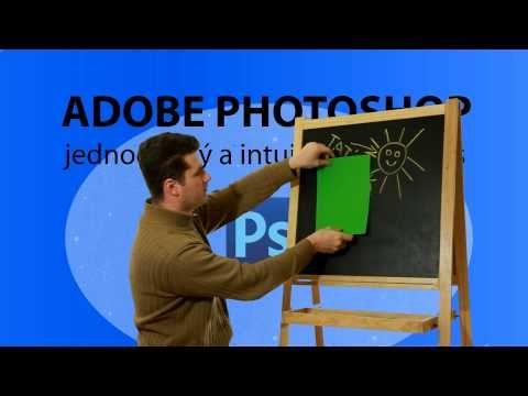 Úprava fotek v Adobe Photoshop - návod - vrstvy, duplex, zesvětlání a ztmavení fotografie - YouTube
