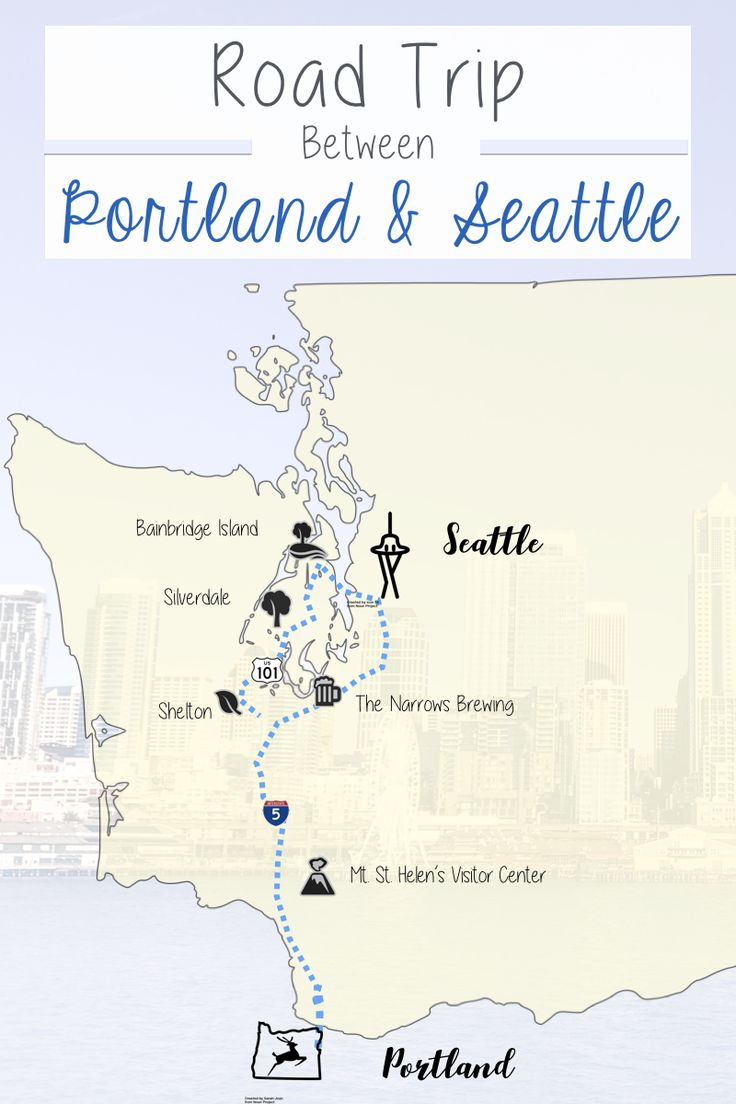 Best Ideas About Portland Oregon On Pinterest Portland - Portland oregon on the usa map