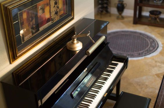 Did you know our piano lamps are 80% more energy efficient than traditional piano lamps?