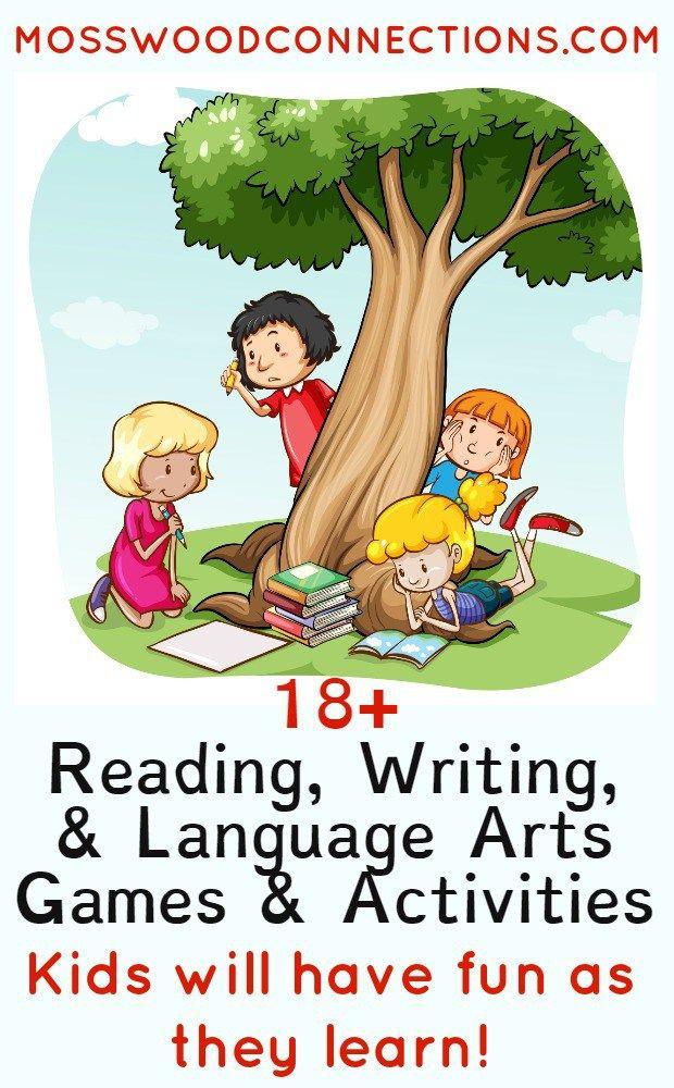 Reading, Writing, and Language Arts Activities