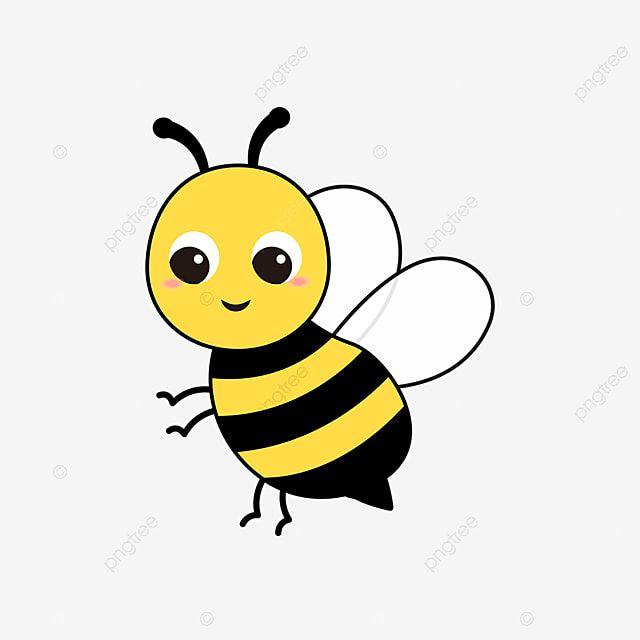 Desenho Animado Bonito Clipart De Abelha Voadora Clip Art Abelha Amarela Inseto Dos Desenhos Animados Imagem Png E Vetor Para Download Gratuito Bumble Bee Cartoon Bee Illustration Bee Clipart