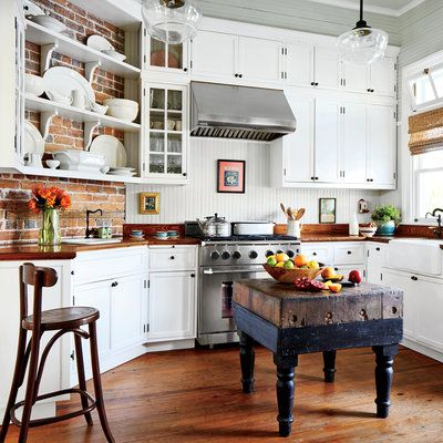 17 best images about coastal kitchens on pinterest beach for Kitchen ideas for queenslanders