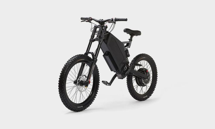Stealth Bomber Electric Bikes Reach up to 50mph The Stealth B-52 Bomber hybrid bike is unlike anything we've ever seen before. Technically, it's a bicycle, so the standard rules of pedaling will apply to a fair bit of your shorter jaunts around town. But the B-52 is so much more than a traditional bicycle because the motocross-inspired frame also has 5.2kW of pure-electric thrust bolted to it. Using a nine-speed sequential gearbox, the B-52 can reach up to 25km/h (15.5mph) in AU Mode or…