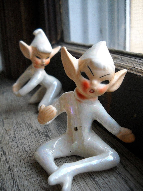 1000 Images About Vintage Pixies And Elves On Pinterest