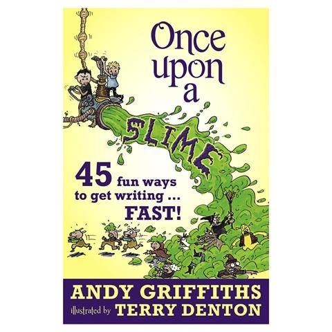 Abby - Once Upon A Slime griffiths & Denton
