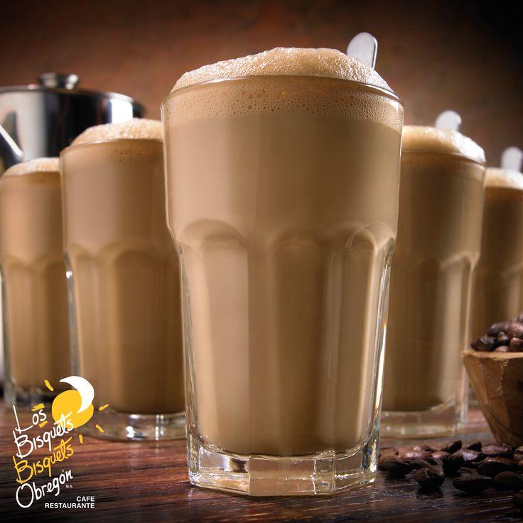 Café con leche estilo bisquets.   #CaféConLeche #Tradicional #LBBO