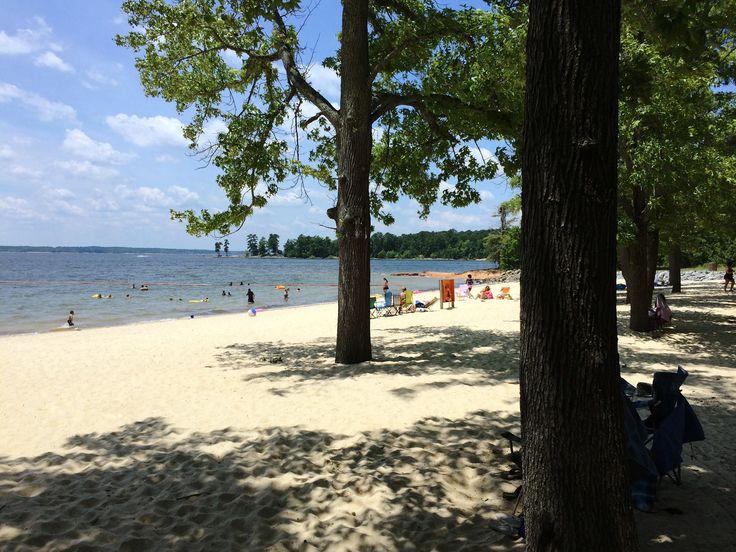 List of Virginias hidden beaches. Photo: North Bend Park Beach