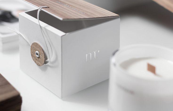 Packaging : Message Candles bougies par For Brands - Blog Esprit Design