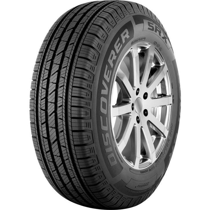 Cooper Discoverer SRX All Season Tire - 285/45R22 114H
