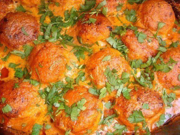 шеф-повар Одноклассники: Очень простые и обалденно вкусные тефтели