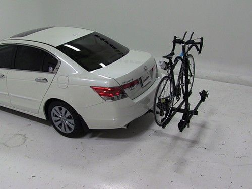 "Thule Doubletrack Platform-Style 2 Bike Rack for 1-1/4"" and 2"" Hitches - Hitch Mount Thule Hitch Bike Racks TH990XT"