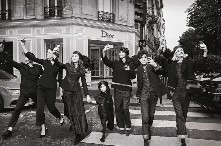 Free Man In Paris | 보그 코리아