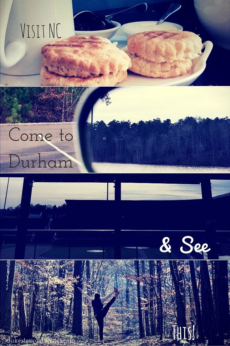 I created this newbie guide to Durham, North Carolina (USA) for people who've just moved here and don't know where to start!