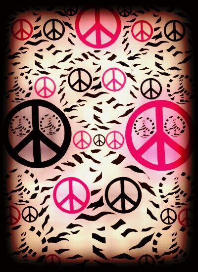 Zebra Print Peace Sign Wall Decor Endearing 54 Best Zebra Galore Images On Pinterest  Zebra Print Zebra Decorating Design
