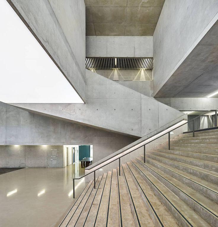 Concrete Music Conservatory in France – Fubiz Media