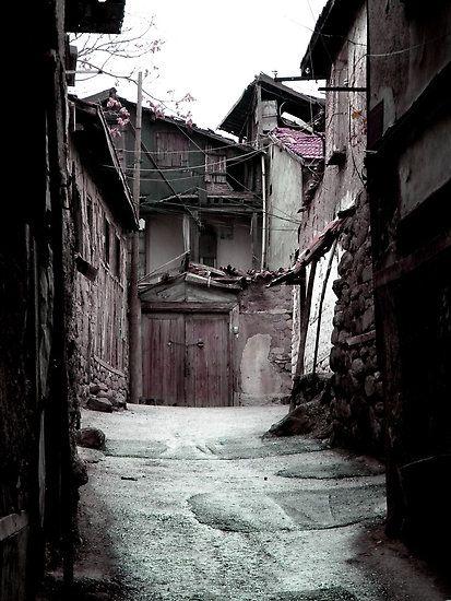 Ankara Alley
