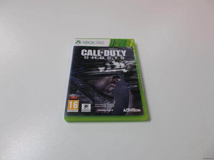 Call of Duty Ghosts - GRA Xbox 360 - Opole 0433 (Opole)