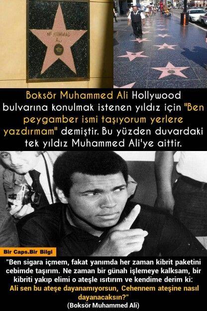 #MuhammedAli