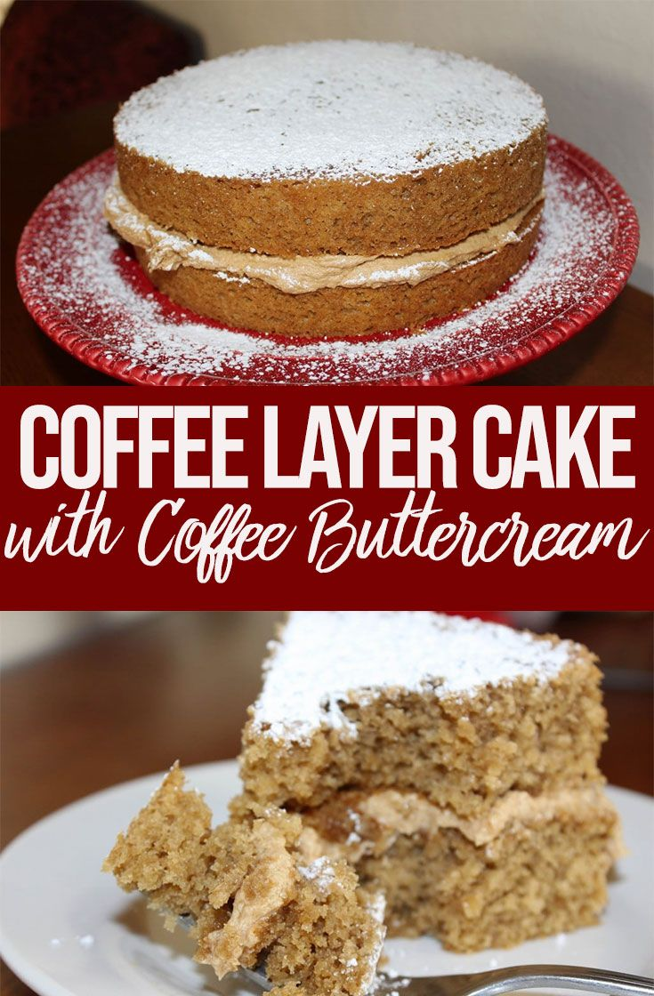 4oz Coffee Cake