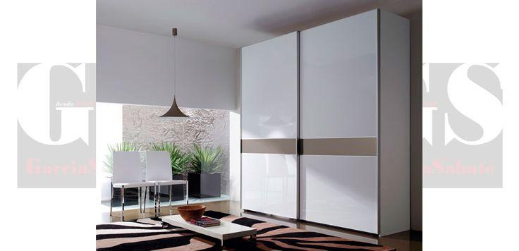 LIVING modelo trio blanco #GarciaSabate #mueble #moderno #living