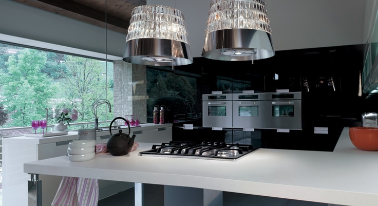 09 Contemporary kitchen JAMA by Zecchinon   Archisesto Chicago  