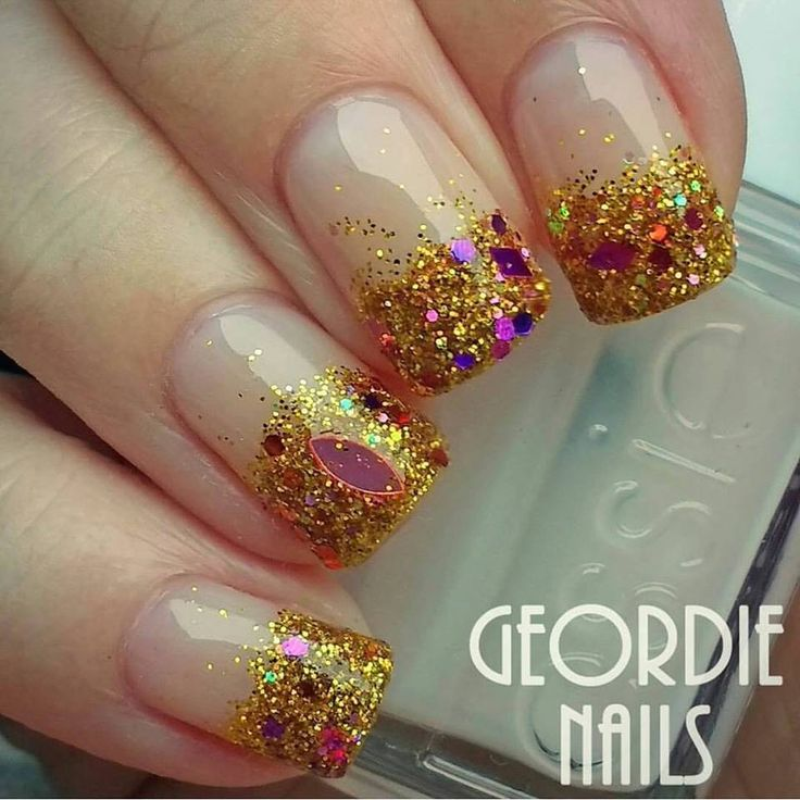 Charlies Nail Art - Jewels in the sand nail glitter mix, £0.75 (https://www.charliesnailart.co.uk/jewels-in-the-sand-nail-glitter-mix/) #naildesign #nailart #glitternails #nails #nailartsupplies #naildecoration #glitter