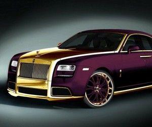 Paris-purple-24-crat-gold-rolls-royce-ghost-m
