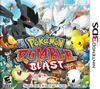Pokemon Rumble Blast 3ds cheats