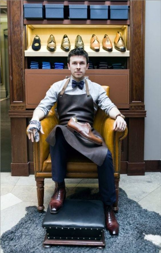 71 Best Shoe Shine Chairs Images On Pinterest