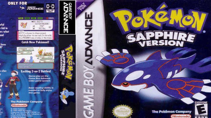 Jogue Pokemon Sapphire GBA Game Boy Advance online grátis em Games-Free.co: os melhores GBA, SNES e NES jogos emulados no navegador de graça. Não precisa instalar ou baixar.