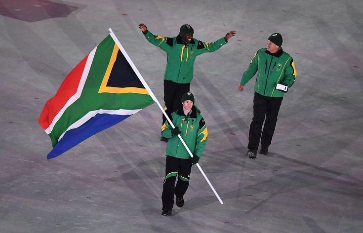 Watch: Lone SA Winter Olympics athlete does us proud at the Opening Ceremony  Connor Wilson is a one-man Winter Olympics team, and it looks like he loves it. Our Alpine skier did us proud today, flying the South African flag at the opening ceremony in South Korea https://www.thesouthafrican.com/sa-winter-olympics-opening-ceremony-video/