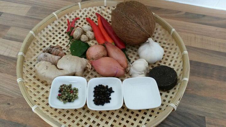 Indonesische kruiden