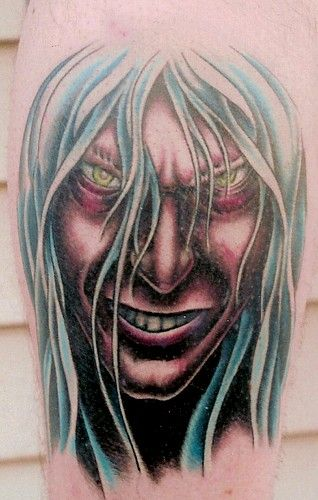 Evil Tattoos Designs For Men Amazing evil tattoos