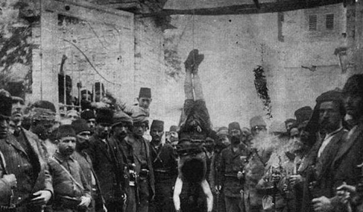 Αποκάλυψη: Πώς η Deutsche Bank χρηματοδότησε την Γενοκτονία των Ποντίων!