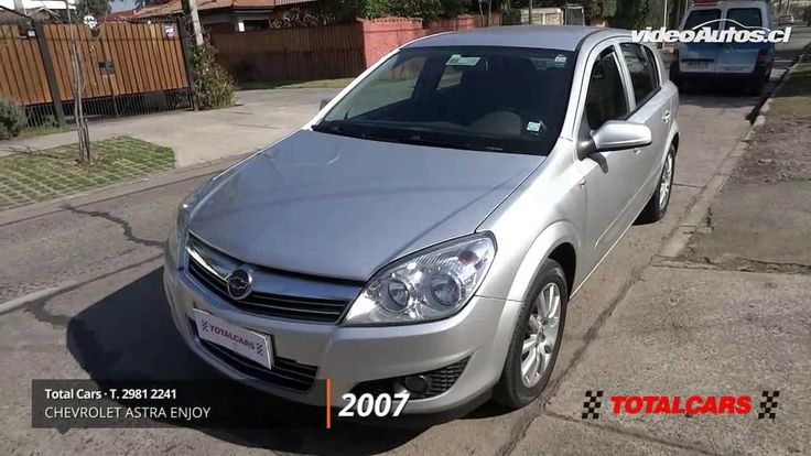 www.VideoAutos.cl :: Autos Usados con Video :: Chevrolet Opel Astra Enjoy