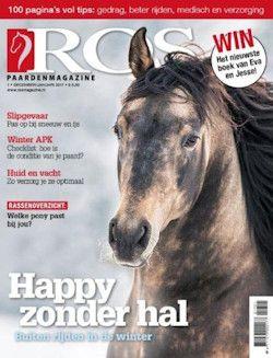 3x Ros € 9,95: ROS Paardenmagazine is de glossy voor de echte paardenliefhebber. Neem nu een voordelig abonnement.