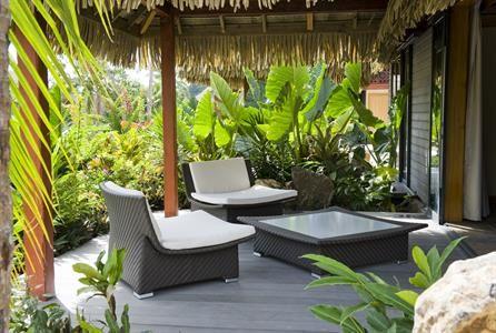 Garden Bungalow Hotel Maitai Lapita Village Huahine (French Polynesia)