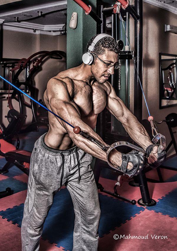 Mohamed Krm Gym on Behance