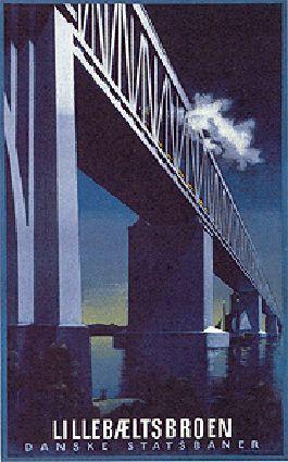 Lillebæltsbroen DSB