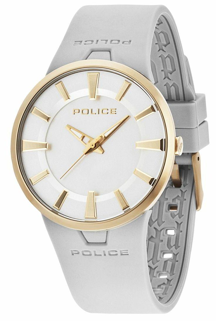 Police Uhr Herrenuhr Armbanduhr P14197JSG-04 DAKAR grau  http://www.uhren-versand-herne.de/uhren/police-uhren.html
