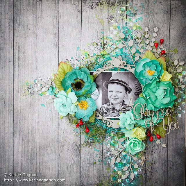 Image par image: A Glimpse of You (2Crafty Chipboard)