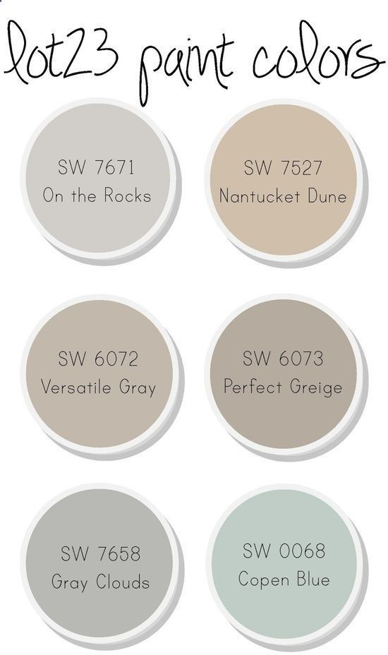 whole house interior paint colors (master bedroom, main bath, bedroom, master bathroom, kitchen and living room, powder room) -