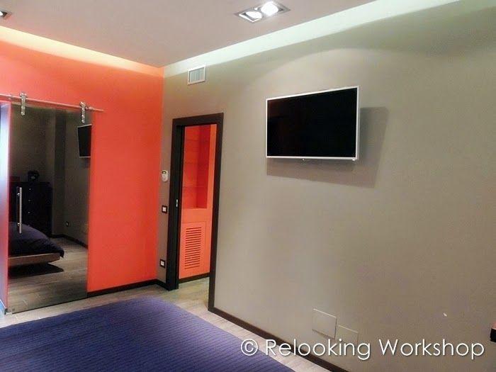 relookingworkshop: Un piccolo appartamento del dopoguerra a Cassino completamente rinnovato